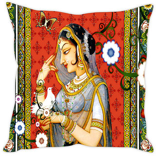 Fairshopping Cushion Cover Maharani3 (PMCCWF0224)