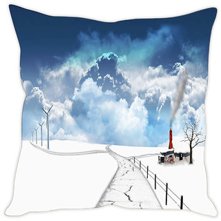 Fairshopping Cushion Cover Barfila Rasta  (PMCCWF0666)