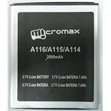 BATTERY FOR MICROMAX A114 ANDROID PHONE LIMITED STOCK LOWEST PRICE