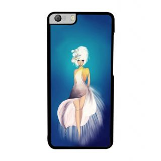 Instyler Digital Printed Back Cover For Micromax Canvas Knight 2 E 471 MMXE471TMC-10068
