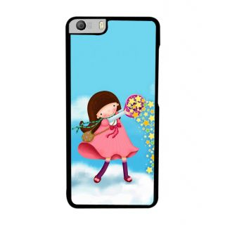 Instyler Digital Printed Back Cover For Micromax Canvas Knight 2 E 471 MMXE471TMC-10237