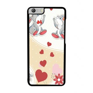 Instyler Digital Printed Back Cover For Micromax Canvas Knight 2 E 471 MMXE471TMC-10254