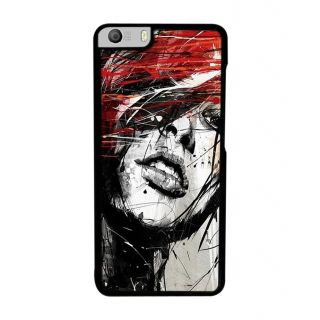 Instyler Digital Printed Back Cover For Micromax Canvas Knight 2 E 471 MMXE471TMC-10546