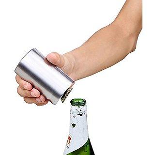 Futaba Stainless Steel Beer Wine Bottle Opener