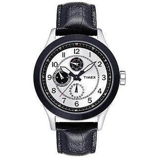Timex E Class White Dial  Mens watch-TI000I70600