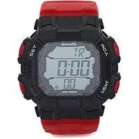 Sonata 77025pp02 Mens Watch
