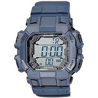 Sonata Ocean Series III Digital Grey Dial Unisex Watch - 77025PP03J