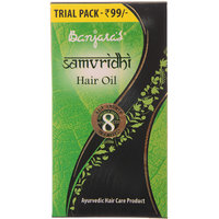 Banjaras Samvridhi Hair Oil 60Ml