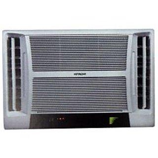 Hitachi 2 ton 2 star summer qc rav222hud window air for 2 ton window air conditioner