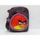 A Maze Purple Angry Birds School Bag 13.5 Inch
