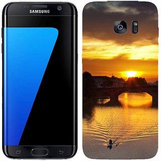 Designer Back Cover Case For Samsung Galaxy S7 Edge