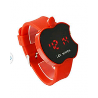 Apple Led Watch  For Boys And Girls
