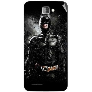 Snooky Digital Print Mobile Skin Sticker For Micromax Canvas MAd A94