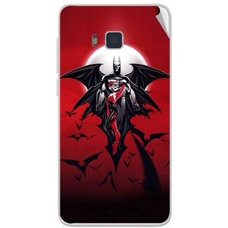 Snooky Digital Print Mobile Skin Sticker For Lava Iris 406q