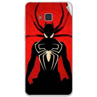 Snooky Digital Print Mobile Skin Sticker For Lava Iris 406q