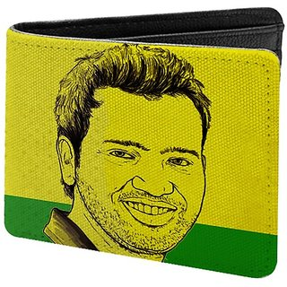 Shopmantra Rohit Sharma Hitman Mens Wallet