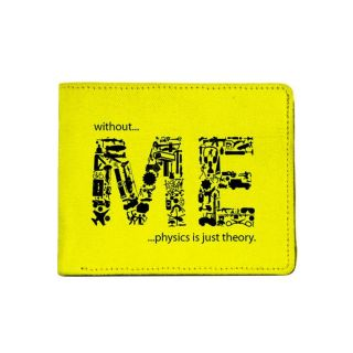 ShopMantra Blue Canvas Lets Do Things Wallet