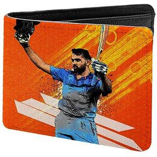 Shopmantra Hitman Rohit Sharma Mens Wallet