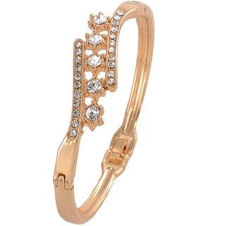 Shining Diva Non Plated Gold Charm Bracelets For Women-CFJ7238b