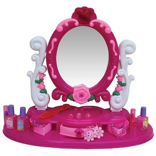 Princess Glamour Mirror Dressing Table for kids