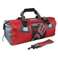 OverBoard 50 Litres Ultra-Light Waterproof Duffel Bag (Red) - OB1120R