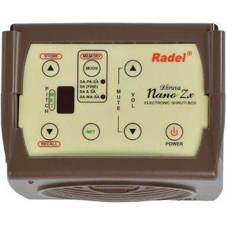 Radel Dhruva Nano ZX Digital Harmonium Sruthi Box