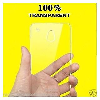Ultra thin transparent back cover for LYF Flame 2