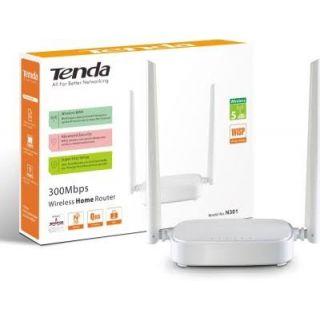 Tenda N301 Wireless N301 3 Year Warranty Max. Coverage