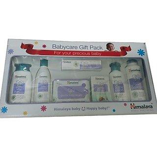 HIMALAYA HARBAL BABYCARE GIFT PACK (SAMPOO,BABYMASSAGE OIL, DIPER RASH CREAM