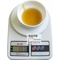 Electronic Kitchen Digital Weighing Scale 7 Kg Weight Measure Liquids Flour Etc