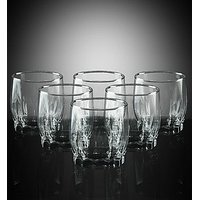 Pasabahce Dance Beverage Glass Set Of 6 230 Ml Each - Made In Turkey