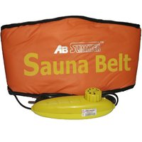 KS Healthcare Ab Slimmer Sauna Slimming Belt (Orange)