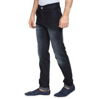 Wajbee Mens Stretchable Slim Fit Jeans