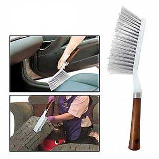 Bestrium Hard And Long Bristles Cleaning Brush (Multi Colour )