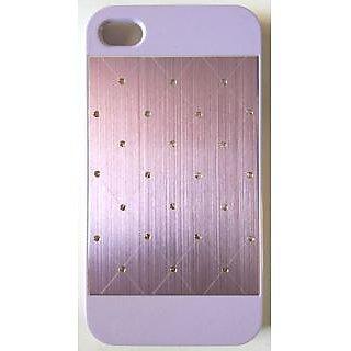 Back cover DIR4002 for Apple 4s (Purple)