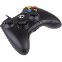 Shoprix Xbox 360 Wired Controller For Xbox 360 And PC (Compatible/Generic)