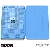 IRUAL MESH SHELL CASE For IPad Mini - Blue - By Flipper