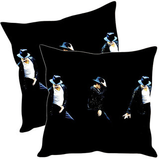 Sleep NatureS Dancer Printed Cushion Covers Pack Of 2