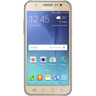 Samsung Galaxy J5 8 GB  6 months Brand Warranty available at ShopClues for Rs.13500