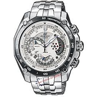 Casio Edifice 550 White Redbull Edition Watch for Men Casio