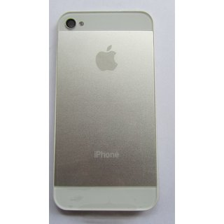 Battery Back Body Panel Body Silver Color For Apple iphone 4S  i phone 4G