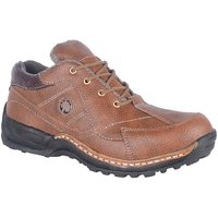 Vajazzle Men's Brown Casual Shoes