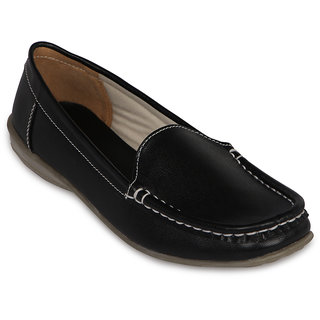 Torrini Black Closed Loafer