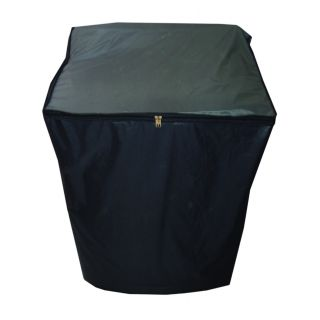 Dream Care Dark Gray Waterproof Dustproof Washing Machine Cover For Videocon digi gracia fully automatic 5.5 kg washing machine