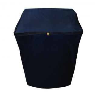 Dream Care Navy Blue Waterproof Dustproof Washing Machine Cover For Videocon digi pearl fully automatic 6.2 kg washing machine