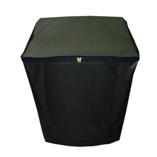 Dream Care Green Waterproof Dustproof Washing Machine Cover For Videocon digi gracia fully automatic 6.5 kg washing machine