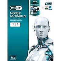 ESET NOD32 Antivirus 2016 Edition - 1 PC, 1 Year (DVD)