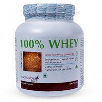 100 Whey Protein 1lb Chocolate Flavor