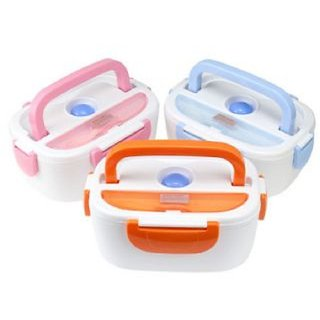 Portable Electric Lunch Box Best Birthday Gift + FREE ONE TISSUE PACKET