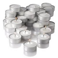 Pack Of 50 Tea Light Candles..